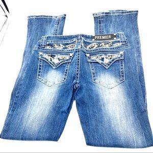 Premiere Women's Bootcut Jeans, Size 5/6